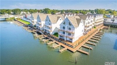 Freeport Condo/Townhouse For Sale: 531 Ray St #4