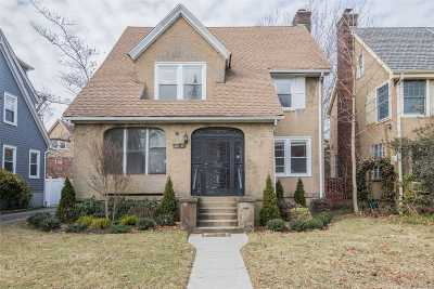 Forest Hills Single Family Home For Sale: 100-39 75th Ave