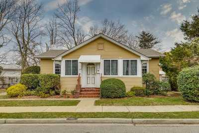 Single Family Home For Sale: 1221 Park Ave