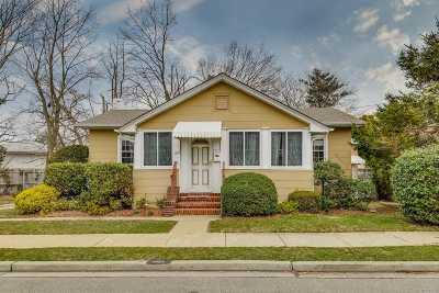 Merrick Single Family Home For Sale: 1221 Park Ave