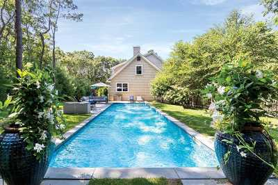 East Hampton Single Family Home For Sale: 13 Cosdrew Ln