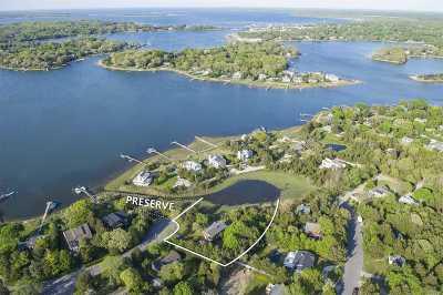 Sag Harbor Single Family Home For Sale: 2 Crescent St