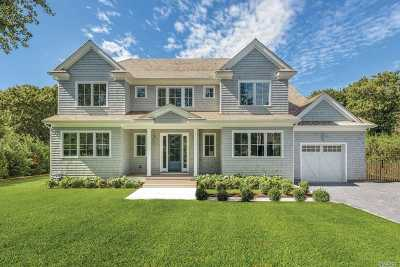 Bridgehampton Single Family Home For Sale: 54 Chester Ave