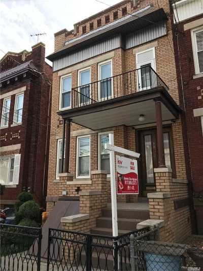 Woodhaven Multi Family Home For Sale: 88-22 86th St