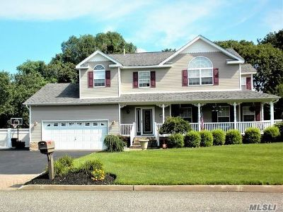 Centereach Single Family Home For Sale: 7 Domino Way