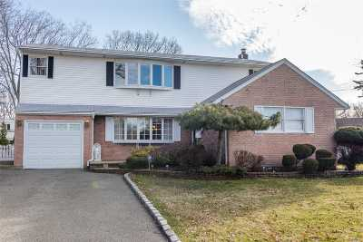 N. Bellmore Single Family Home For Sale: 997 Huckleberry Rd