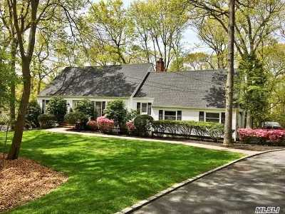 Setauket Single Family Home For Sale: 38 Mount Grey Rd