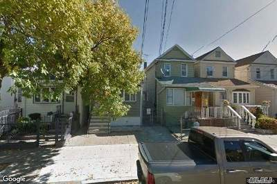Ozone Park Single Family Home For Sale: 103-39 104th St