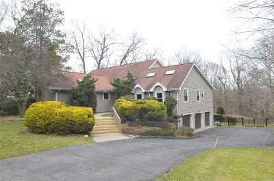 Setauket Single Family Home For Sale: 3 Overlook Way