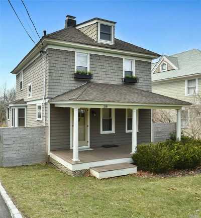 Huntington Single Family Home For Sale: 219 Park Ave