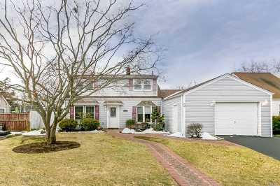 Levittown Single Family Home For Sale: 22 Silo Ln