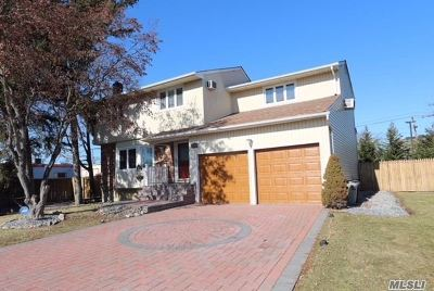 Bellmore Single Family Home For Sale: 2444 Seebode Ct