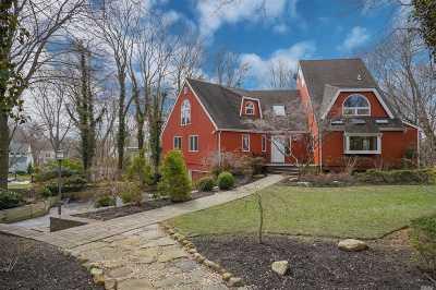 Setauket Single Family Home For Sale: 12 Braemer Rd