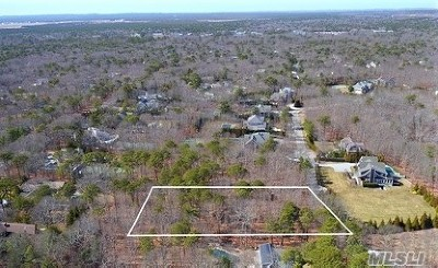 Quogue Residential Lots & Land For Sale: 7 Arbutus Rd