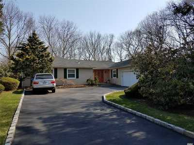 Dix Hills Single Family Home For Sale: 17 Mont Ave