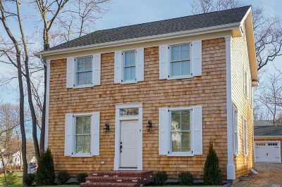 Stony Brook Single Family Home For Sale: 5 Stony Brook Ave