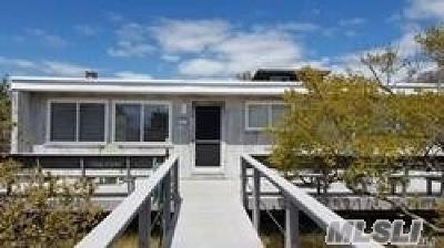 Davis Park Single Family Home For Sale: 4 Seafoam Walk