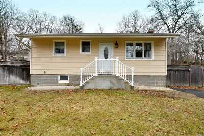 Holtsville Single Family Home For Sale: 287 Long Island Ave
