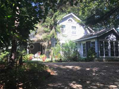 Baiting Hollow Single Family Home For Sale: Private Road