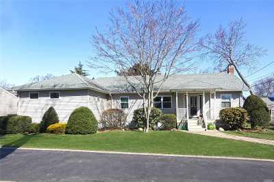 W. Babylon Single Family Home For Sale: 1764 Quarter St