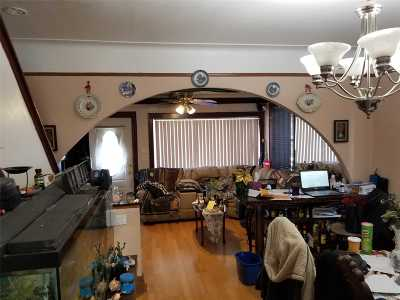 Ozone Park Single Family Home For Sale: 84-12 107th Ave