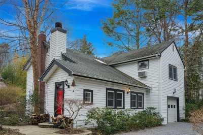 Setauket Single Family Home For Sale: 3 Locust Ave