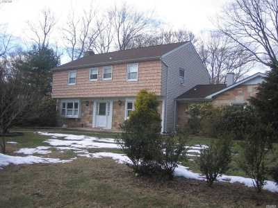 Stony Brook Single Family Home For Sale: 11 Sycamore Dr