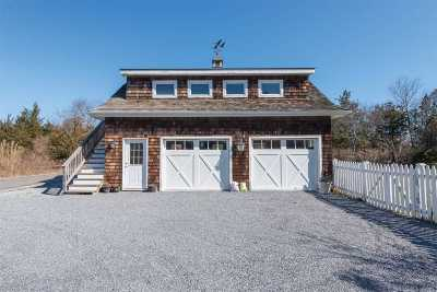 Water Mill Single Family Home For Sale: 29 Bay Ave