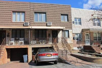 Middle Village Multi Family Home For Sale: 67-33 61st Rd