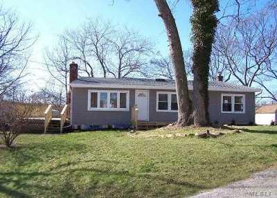 Farmingville Single Family Home For Sale: 12 Columbus Ave