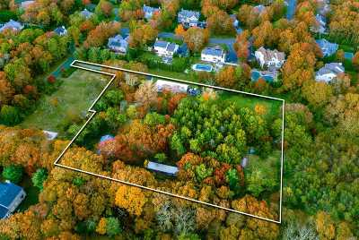 Westhampton Single Family Home For Sale: 10 Hollow Ln