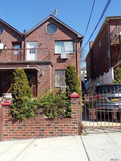 Woodside Single Family Home For Sale: 69-55 44th Ave