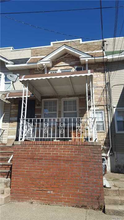 Woodhaven Multi Family Home For Sale: 92-47 75th St