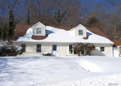 Farmingville Single Family Home For Sale: 168 Rosemont Ave