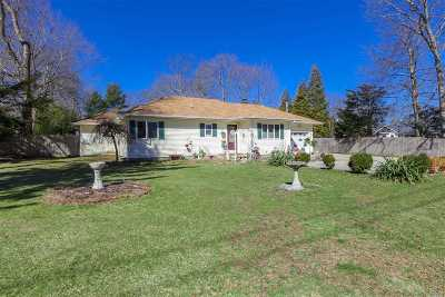 St. James Single Family Home For Sale: 78 Lake Ave