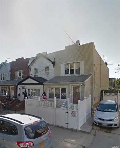 Ozone Park Single Family Home For Sale: 101-10 107 St