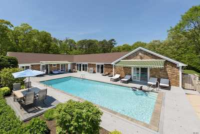 Westhampton Single Family Home For Sale: 8 N Quarter Ct