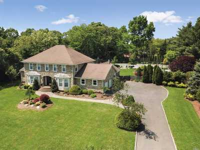Huntington Single Family Home For Sale: 38 Longacre Dr