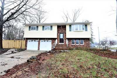 Centereach Single Family Home For Sale: 55 Selden Blvd