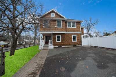Lake Grove Single Family Home For Sale: 55 Cedar Grove Ave