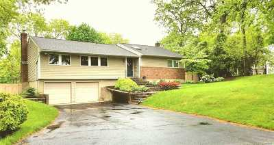 Hauppauge Single Family Home For Sale: 16 Canna Dr