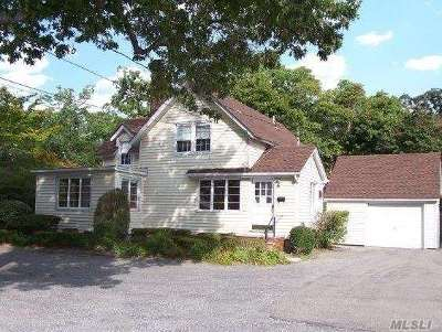 Sayville Single Family Home For Sale: 33 Foster Ave