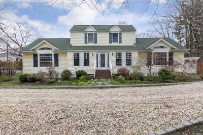 Huntington Single Family Home For Sale: 135 Maplewood Rd