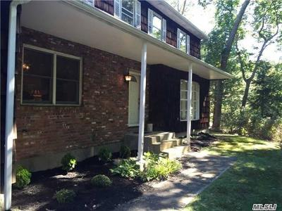 Smithtown Single Family Home For Sale: 27 Valley Ave