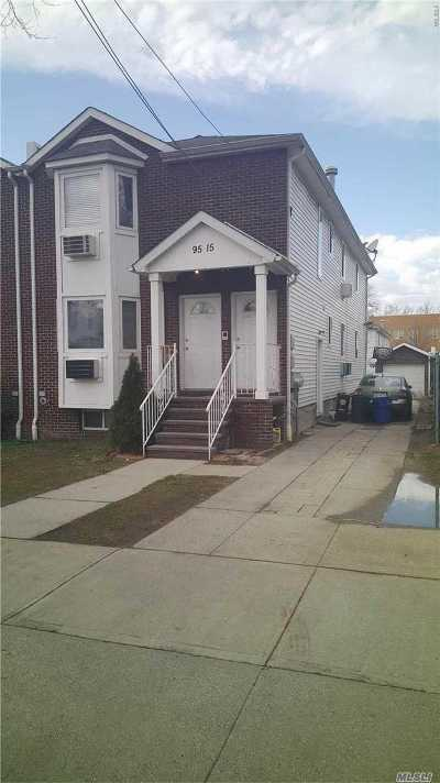 Woodhaven Multi Family Home For Sale: 95-15 91 Ave