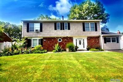 Holbrook Single Family Home For Sale: 90 Live Oak Dr