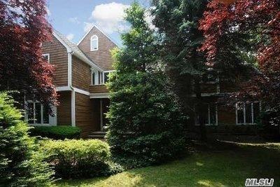Setauket Single Family Home For Sale: 6 Waterview Ln