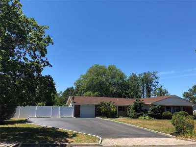S. Setauket Single Family Home For Sale: 23 Arbor Ridge Ln