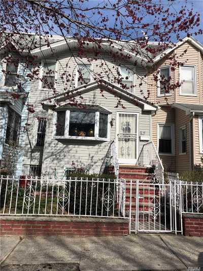 Single Family Home For Sale: 31-41 93 St. St