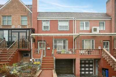Forest Hills Single Family Home For Sale: 102-15 65 Rd